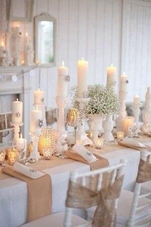 Льняная свадьба. Идеи для вдохновения, фото № 12