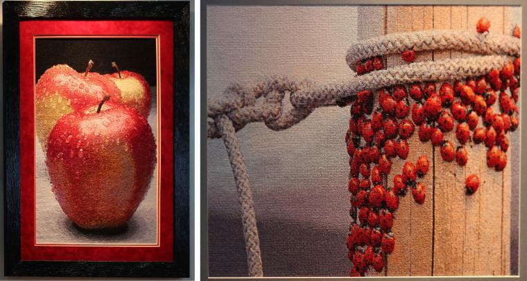 выставка вышивка
