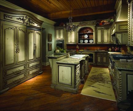 Итальянский - тосканский или средиземноморский - стиль интерьера, фото № 11
