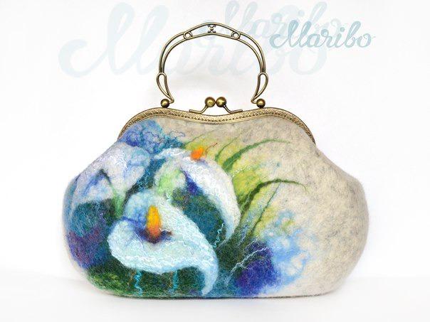 марибо, творчество, сумочки