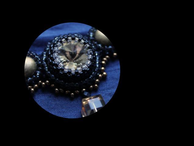 новое украшение, анонс, новость, малина, malinabeadwork