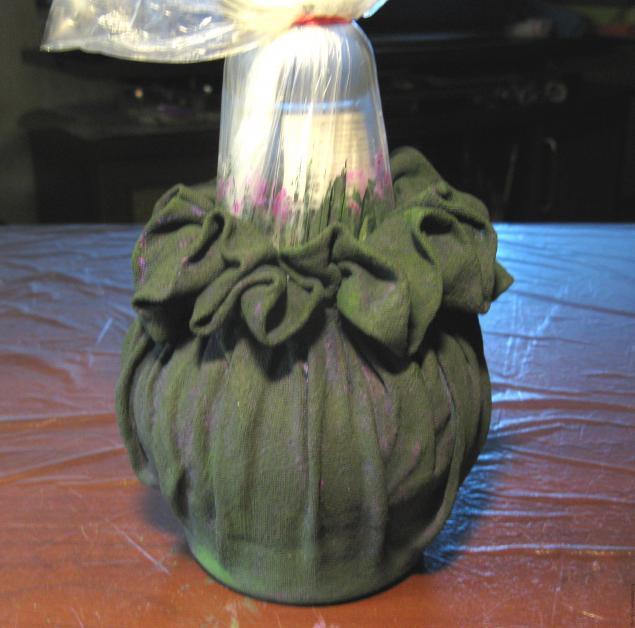 Садовые вазы из цемента своими руками