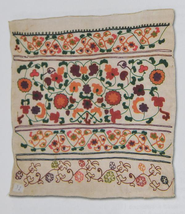 Вышивка татарским орнаментом a 497
