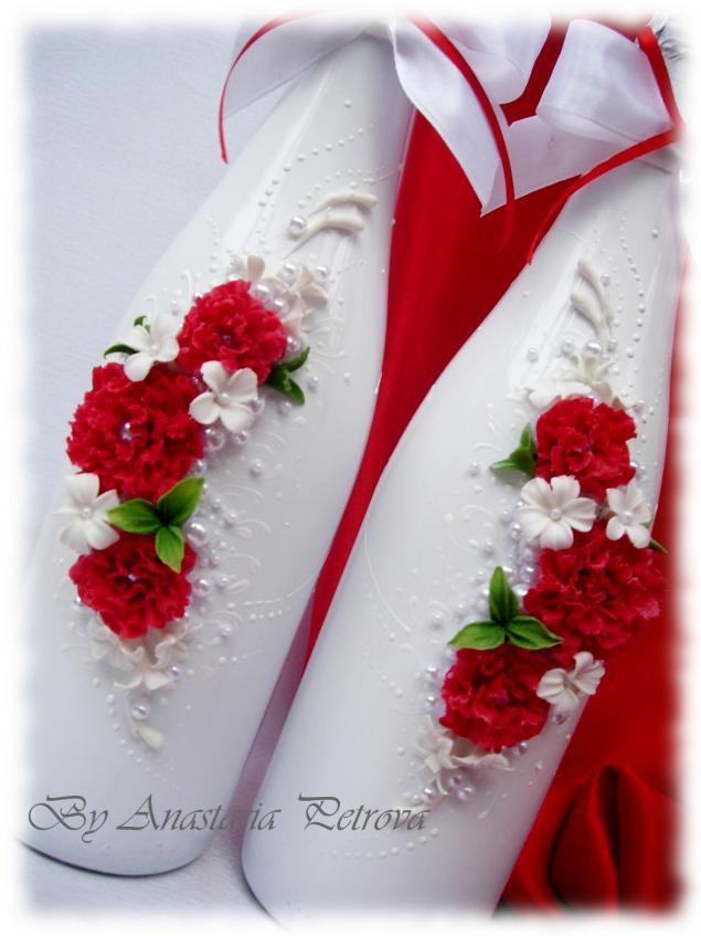 красно-бела свадьба, свадебный замок