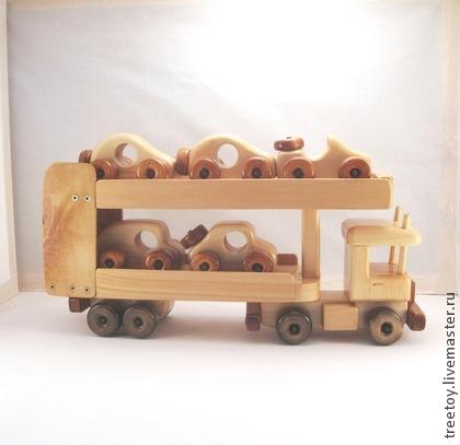 игрушки из кедра
