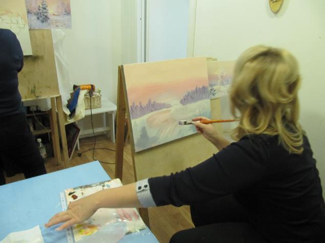 уроки рисования, рисунок