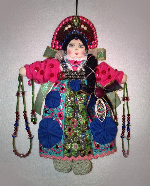 Русское Рождество и кукла Марфа, фото № 1