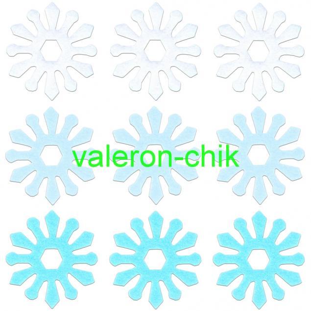новости магазина, снежинки