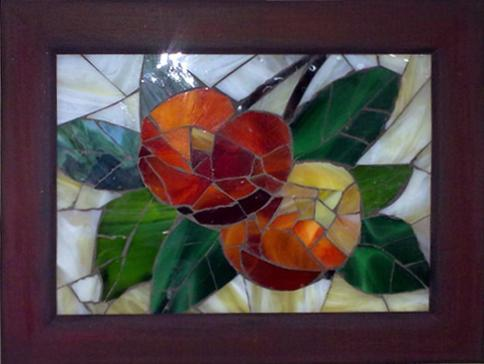 Мастер класс мозаика из стекла своими руками 66