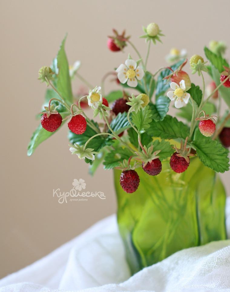 обучение лепке цветов