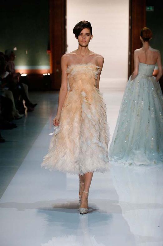 Georges Hobeika Haute Couture весна-лето 2014, фото № 9