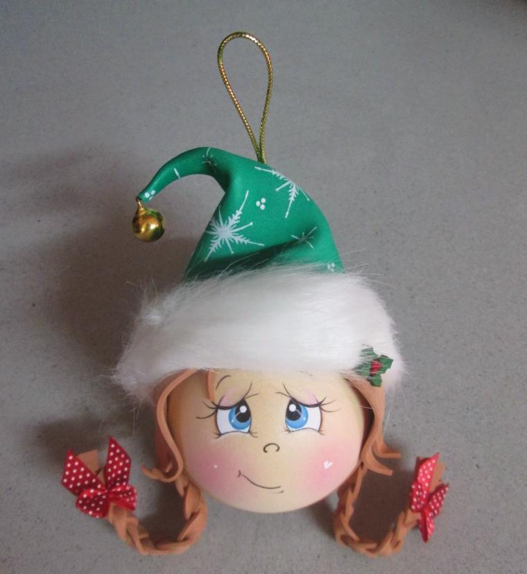 Новогодние украшения для кукол своими руками 53