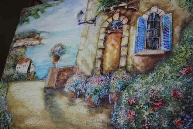 курсы росписи стен
