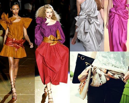 как завязать бант, статья о моде и стиле