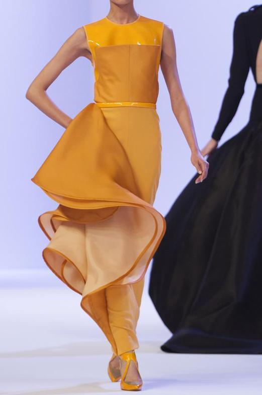 Stephane Rolland Haute Couture весна-лето 2014, фото № 81