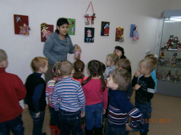 В г. Камышине прошла выставка кукол  «Ателье чудес», фото № 9