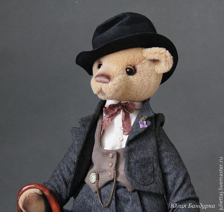 шить одежду мишке тедди, одежда для мишки