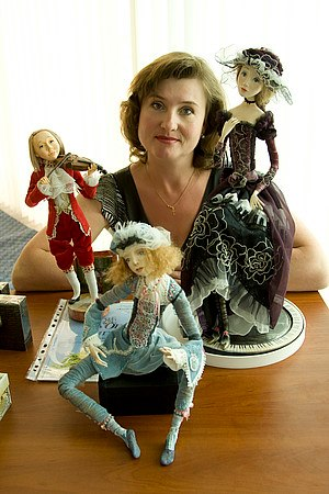 кукла, мечта