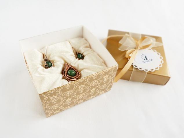 Как красиво упаковать ювелирный подарок 93