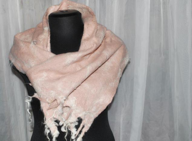 аукцион, шарф