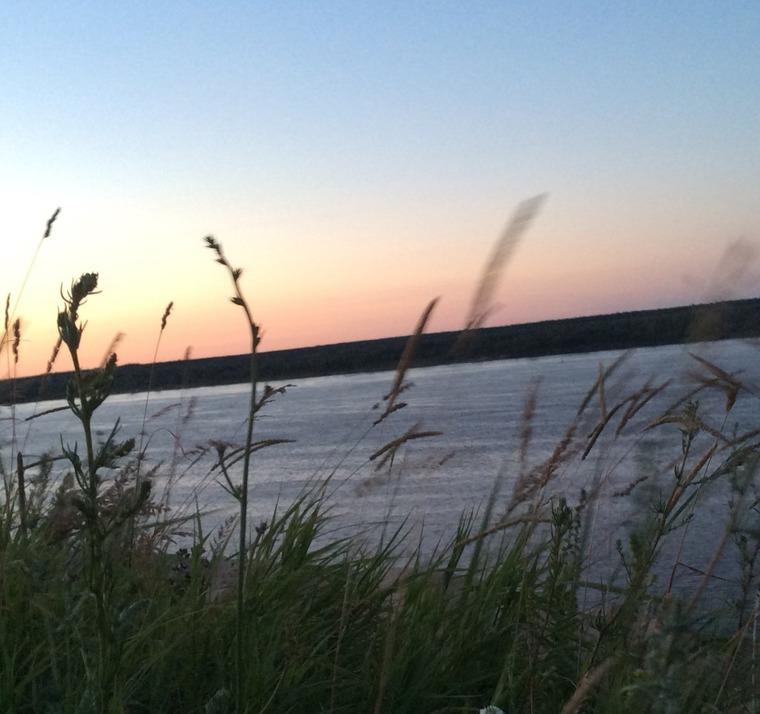Великая река Волга в работах живописцев и фотохудожников, фото № 17