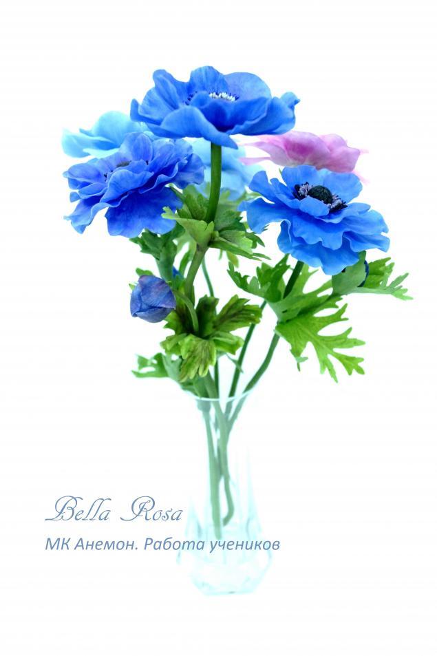 керамическая флористика, лепка цветов, флористика, белла роза