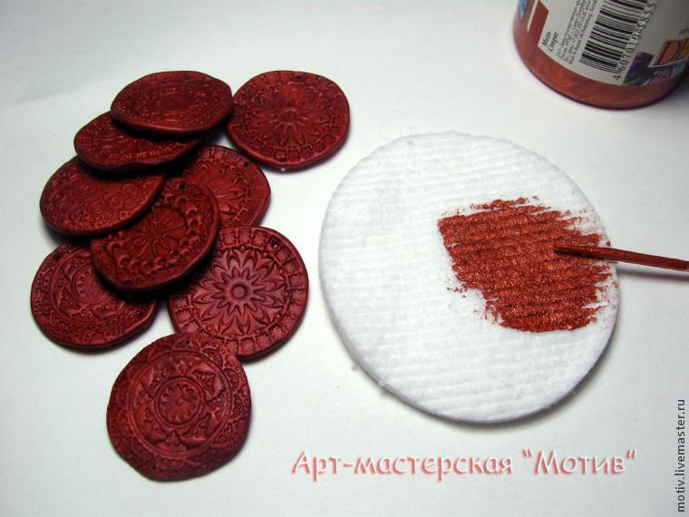 полимерная глина, лепка из пластики