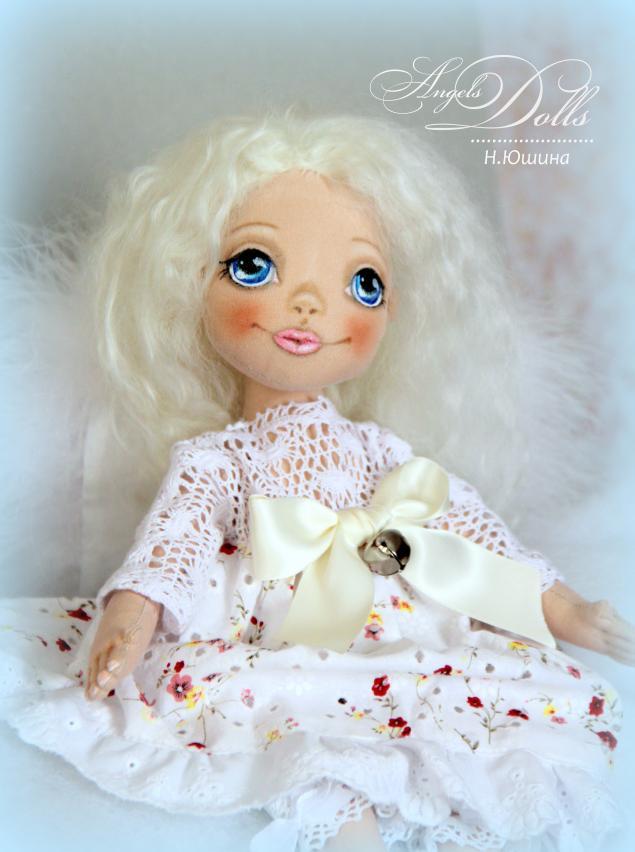 ангел, ангелочек, розыгрыш конфетки, выкройка, текстильные куклы
