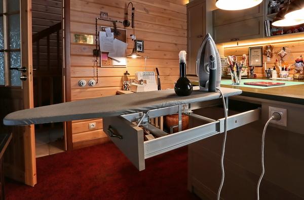 рабочий стол, столик под оверлок