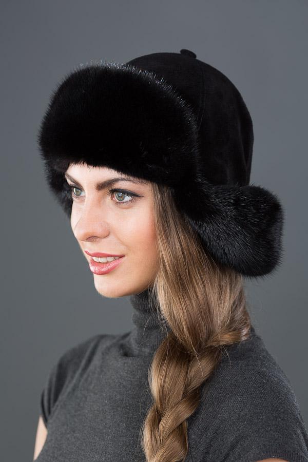 норковая шапка, скидка на готовые работы