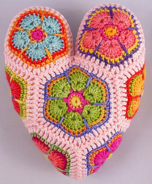 цветочный мишка