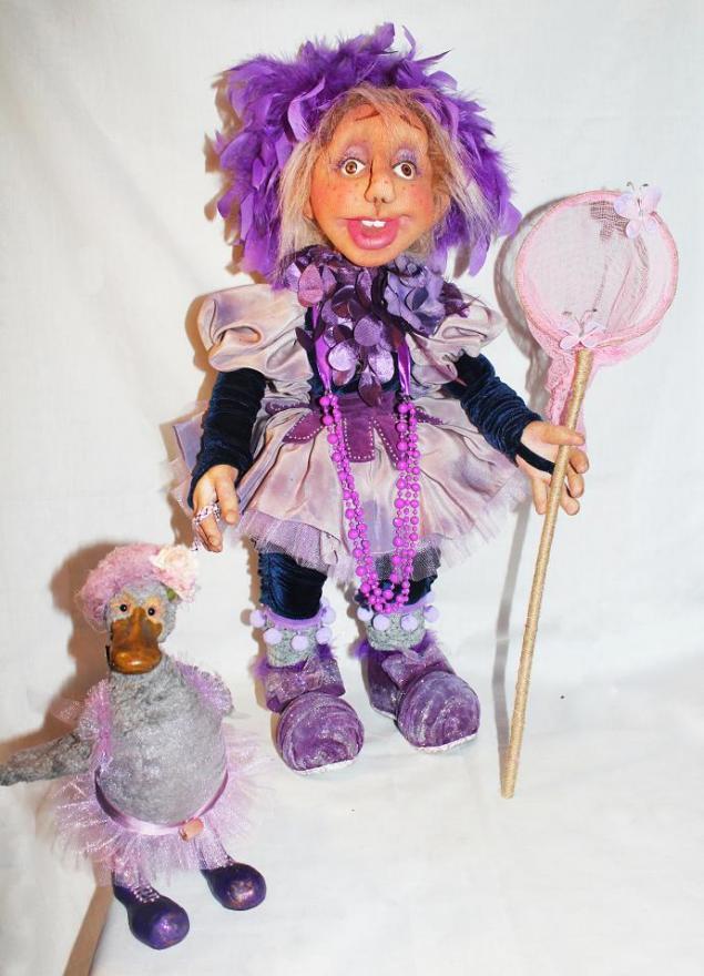 полевщикова татьяна, кукла авторская обучение