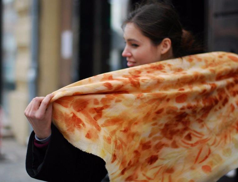 Скидка 50 % на теплые платки, фото № 5