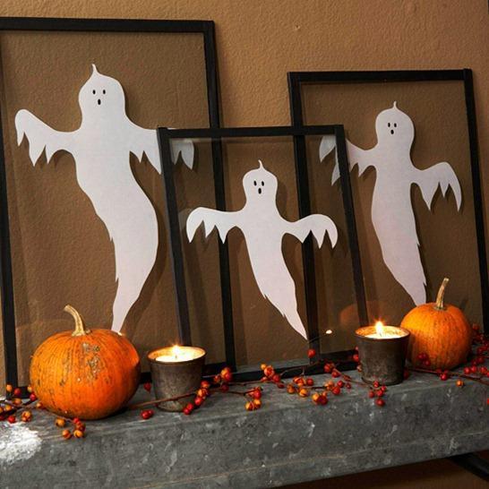 Идеи на хэллоуин своими руками оформление