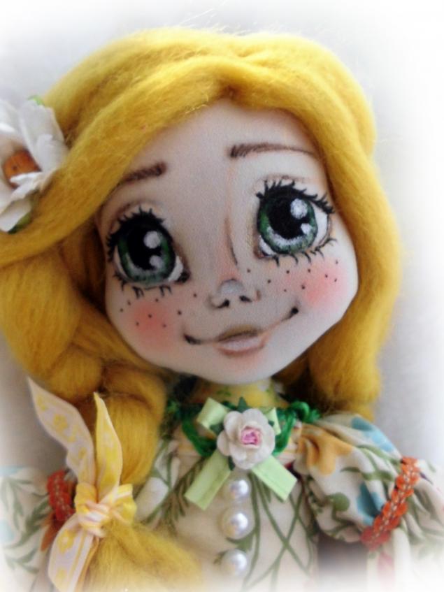 аукцион на куклу, кукла своими руками, куколка, весна 2014, весенние скидки, аукцион сегодня
