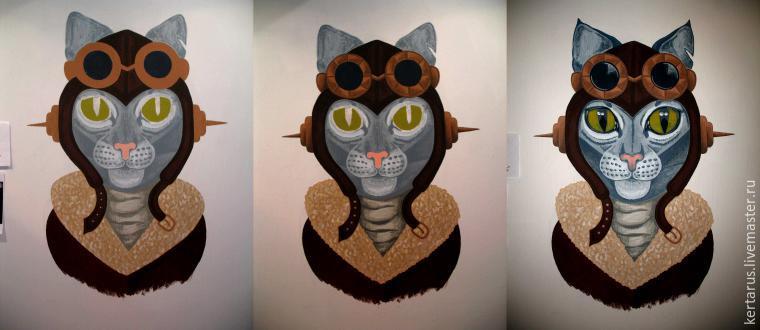 переделка, кот