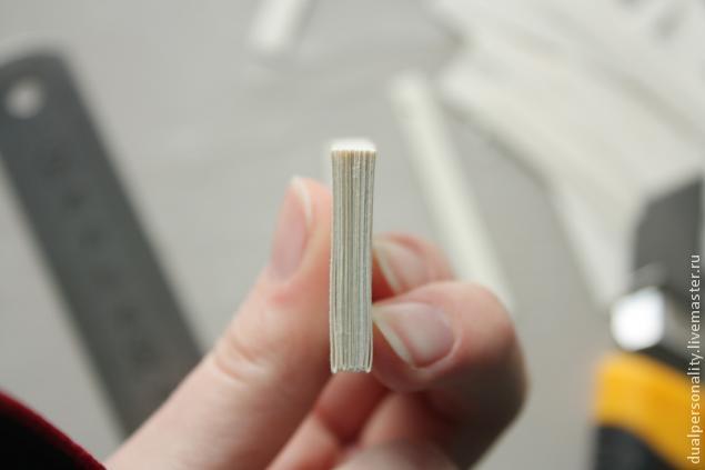 Обложка для миниатюрной книги