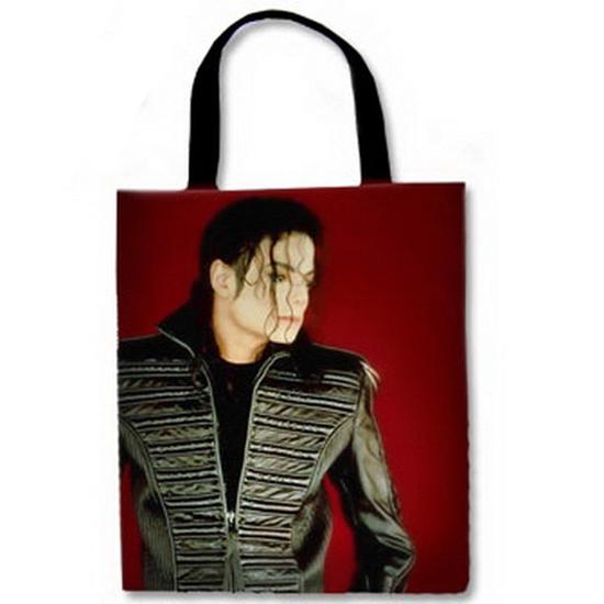 Купить Сумка с изображением Майкла Джексона с