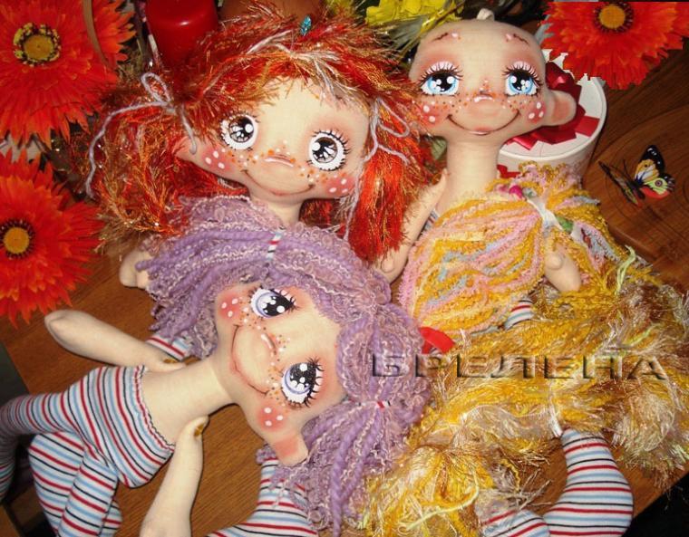 куклы домовушки