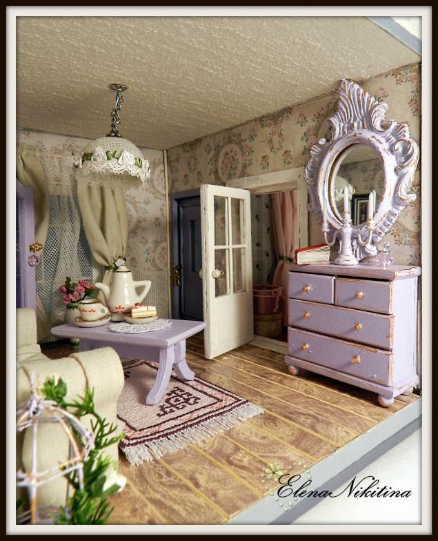 Кукольный дом. Двухкомнатный коттедж., фото № 12