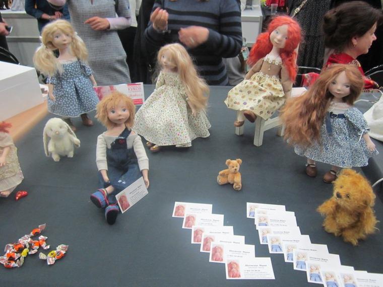 Немного Весеннего бала кукол... Фото, фото № 18