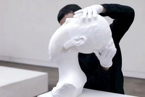 В Нью-Йорке проходит выставка растягивающихся скульптур из бумаги, фото № 2