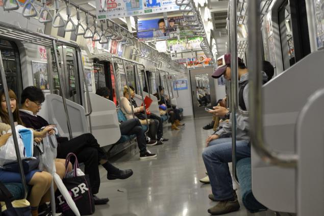 Дикий забег по Токио. День третий. Одайба., фото № 83