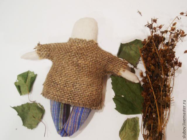 Шьем ароматизированную куклу-оберег Банник - Ярмарка Мастеров - ручная работа, handmade