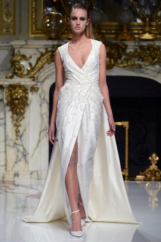 Charlotte Licha Haute Couture весна-лето 2014, фото № 21