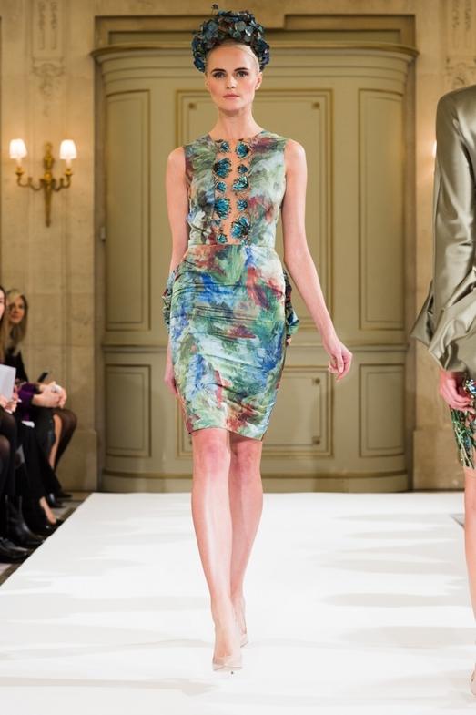 Yanina Haute Couture весна-лето 2014, фото № 3