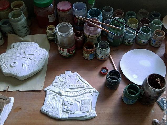 керамика, глина