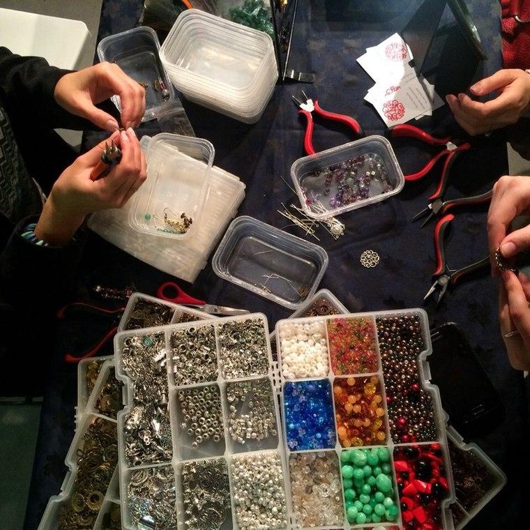 материалы, натуральные камни, украшения ручной работы, ожерелье