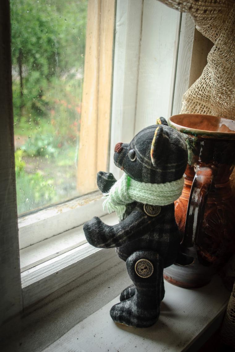 игрушка ручной работы, шарфик, помощь детям