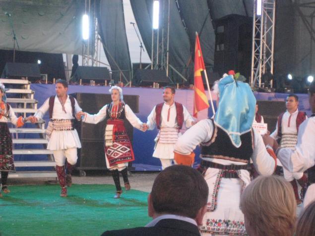 Международный фестиваль славянской культуры. Славянск-на- Кубани 2013., фото № 2